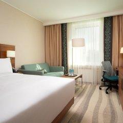 Гостиница Хилтон Гарден Инн Москва Красносельская комната для гостей фото 6