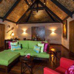 Отель The St Regis Bora Bora Resort Французская Полинезия, Бора-Бора - отзывы, цены и фото номеров - забронировать отель The St Regis Bora Bora Resort онлайн развлечения