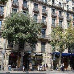 Отель Ciudad Condal Paseo de Gracia Испания, Барселона - отзывы, цены и фото номеров - забронировать отель Ciudad Condal Paseo de Gracia онлайн вид на фасад фото 2