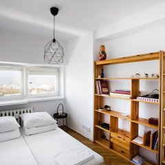 Апартаменты P&O Apartments Zgoda Варшава комната для гостей фото 3