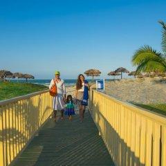 Отель Fiesta Americana Punta Varadero пляж фото 2