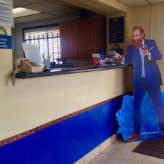 Отель Days Inn by Wyndham Great Bend США, Хойзингтон - отзывы, цены и фото номеров - забронировать отель Days Inn by Wyndham Great Bend онлайн интерьер отеля фото 2