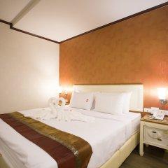 J&Y Hotel Бангкок комната для гостей фото 4