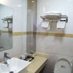 Отель Jinshengyuan Business Hotel Китай, Сиань - отзывы, цены и фото номеров - забронировать отель Jinshengyuan Business Hotel онлайн ванная
