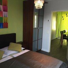 Отель First Domizil Германия, Кёльн - отзывы, цены и фото номеров - забронировать отель First Domizil онлайн комната для гостей фото 2