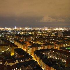Отель Scandic Triangeln Швеция, Мальме - 1 отзыв об отеле, цены и фото номеров - забронировать отель Scandic Triangeln онлайн балкон