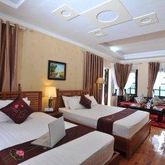 Sapa Eden Hotel комната для гостей