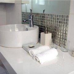 Отель Fancy House Польша, Познань - отзывы, цены и фото номеров - забронировать отель Fancy House онлайн ванная
