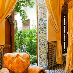 Отель Riad Louna Марокко, Фес - отзывы, цены и фото номеров - забронировать отель Riad Louna онлайн сауна