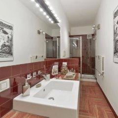Отель Casa Visconti Италия, Болонья - отзывы, цены и фото номеров - забронировать отель Casa Visconti онлайн ванная фото 2