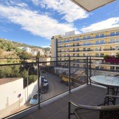 Отель Mognolia Испания, Льорет-де-Мар - отзывы, цены и фото номеров - забронировать отель Mognolia онлайн балкон