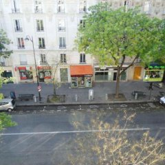 Отель Camelia Prestige - Place de la Nation парковка