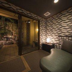Hotel Shirakawa Yunokura Никко комната для гостей