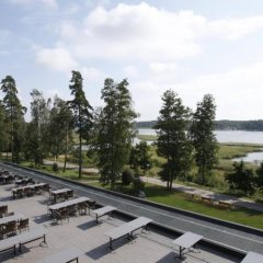 Långvik Congress Wellness Hotel балкон
