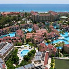 Silence Beach Resort Турция, Сиде - 1 отзыв об отеле, цены и фото номеров - забронировать отель Silence Beach Resort - All Inclusive онлайн пляж фото 2