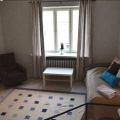 Апартаменты Helsinki Apartment комната для гостей фото 2