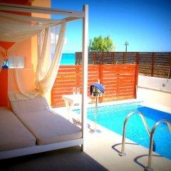 Отель Villa Di Mare Seaside Suites спа фото 2