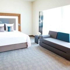 Отель Novotel Fujairah комната для гостей фото 5