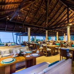 Отель Melati Beach Resort & Spa питание фото 2