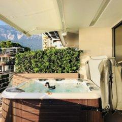 Отель Apartament Dykley Gardens Черногория, Будва - отзывы, цены и фото номеров - забронировать отель Apartament Dykley Gardens онлайн бассейн