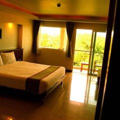 Отель Thanthip Beach Resort комната для гостей фото 5