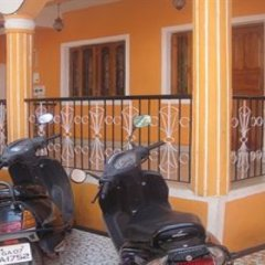 The Orange House in Anjuna, India from 18$, photos, reviews - zenhotels.com photo 2