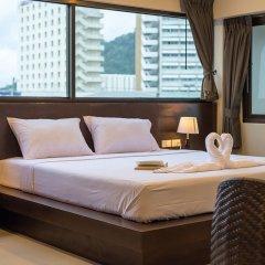 Отель Green Leaf Hostel Таиланд, Пхукет - отзывы, цены и фото номеров - забронировать отель Green Leaf Hostel онлайн комната для гостей