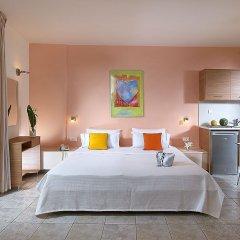 Отель Bella Vista Apartments Греция, Херсониссос - отзывы, цены и фото номеров - забронировать отель Bella Vista Apartments онлайн комната для гостей фото 5