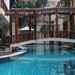 Отель Long Life Riverside Хойан бассейн фото 2