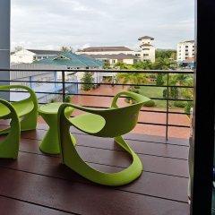 Отель Riverside Hotel Таиланд, Краби - 1 отзыв об отеле, цены и фото номеров - забронировать отель Riverside Hotel онлайн балкон