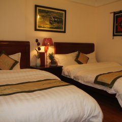 Отель Sapa Lake View Hotel Вьетнам, Шапа - отзывы, цены и фото номеров - забронировать отель Sapa Lake View Hotel онлайн комната для гостей фото 2