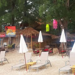 Отель Eco Lanta Hideaway Beach Resort Ланта пляж фото 2