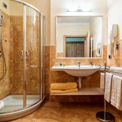 Leading Relax Hotel Maria ванная