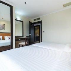 Отель Bandara Suites Silom Bangkok комната для гостей фото 3
