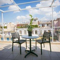 Marina Hotel Athens Афины балкон