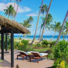 Отель Jean-Michel Cousteau Resort Савусаву пляж