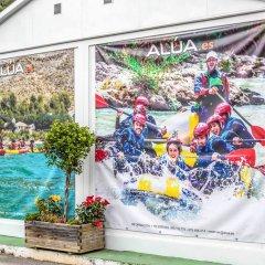 Отель Bungalows Rafting Benamejí развлечения