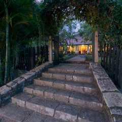 Отель Thebuwana Bungalow фото 5