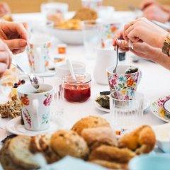 Отель Red & Breakfast Бельгия, Льеж - отзывы, цены и фото номеров - забронировать отель Red & Breakfast онлайн питание фото 2