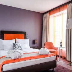 Отель Vienna House Andel's Cracow комната для гостей фото 2