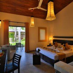 Отель Chaarya Resort & Spa by Chandrika комната для гостей