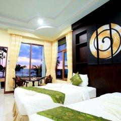 Курортный отель Amantra Resort & Spa комната для гостей фото 2