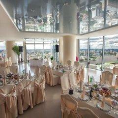 Visotsky Hotel and Apartment Екатеринбург помещение для мероприятий