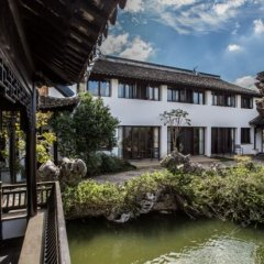 Отель Zhenze Waterside Houses фото 5