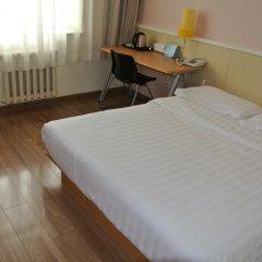 Beijing Sicily Hotel комната для гостей