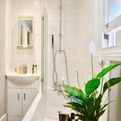 Отель 1 Bedroom Apartment in Brighton Великобритания, Брайтон - отзывы, цены и фото номеров - забронировать отель 1 Bedroom Apartment in Brighton онлайн ванная фото 2