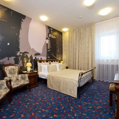 Гостиница Метелица 4* Стандартный номер двуспальная кровать фото 3