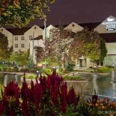 Отель Homewood Suites Columbus, Oh - Airport Колумбус фото 4