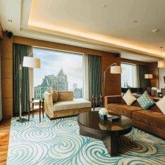 Отель InterContinental Saigon комната для гостей фото 4