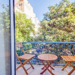 Отель Chiado 44 Португалия, Лиссабон - отзывы, цены и фото номеров - забронировать отель Chiado 44 онлайн балкон